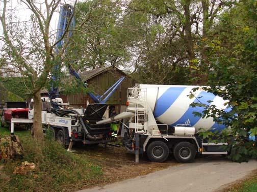 betonbilen kommer504